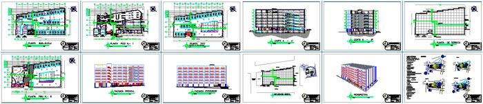 Проектирование паркингов