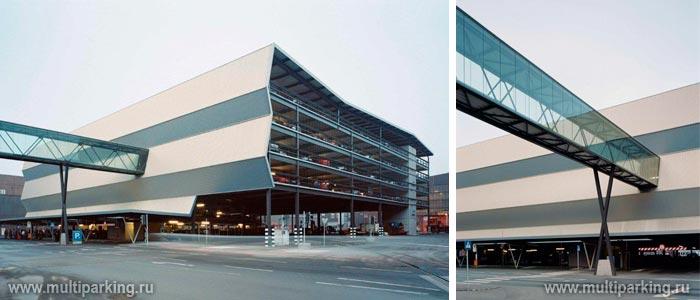 Многоэтажные паркинги